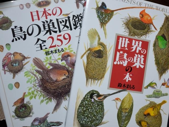 鳥の巣図鑑など